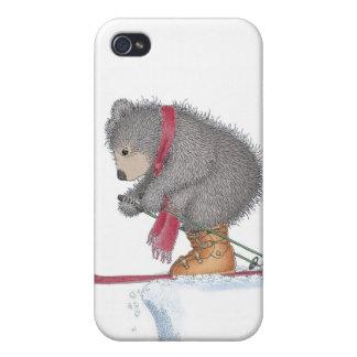 El Gruffies® - el Ipad el Iphone las cajas de IPod iPhone 4 Fundas