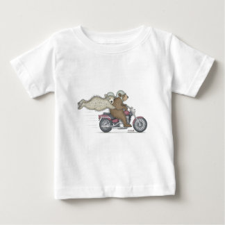 El Gruffies® - ropa de los niños Playera De Bebé