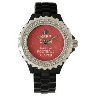 El Grunge de la MOD guarda la fecha tranquila un Reloj