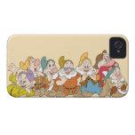 El grupo de siete enanos funda para iPhone 4