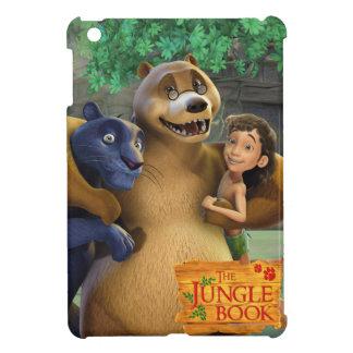 El grupo del libro de la selva tiró 1 iPad mini coberturas