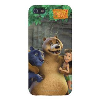 El grupo del libro de la selva tiró 1 iPhone 5 fundas