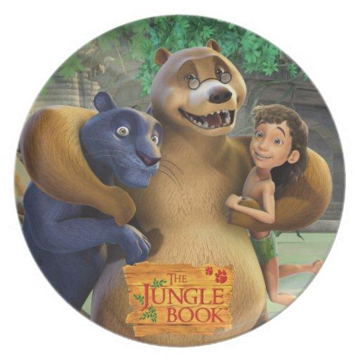 El grupo del libro de la selva tiró 1 plato