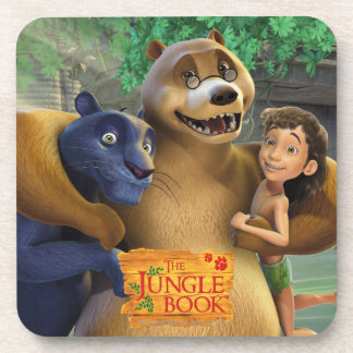 El grupo del libro de la selva tiró 1 posavasos