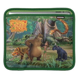 El grupo del libro de la selva tiró 2 manga de iPad