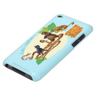El grupo del libro de la selva tiró 4 iPod touch protectores