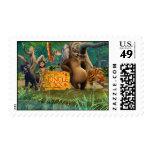 El grupo del libro de la selva tiró 5 sello