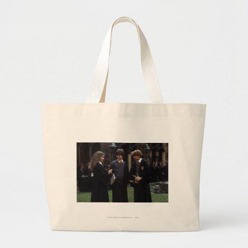 El grupo fuera de Hogwarts Bolsa De Mano