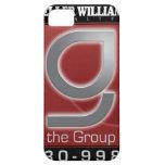 El grupo iPhone 5 Case-Mate cárcasa