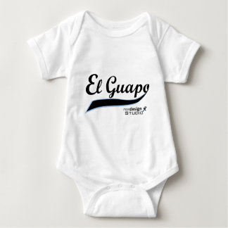 El Guapo Baby Bodysuit