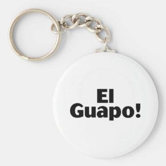 El Guapo Keychain