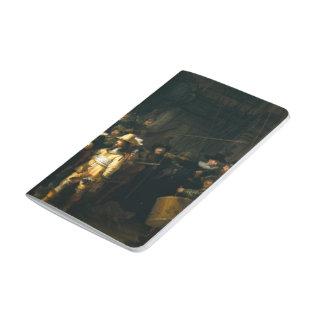 El guardia nocturna - Rembrandt Cuaderno