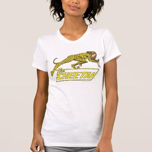 El guepardo camisas