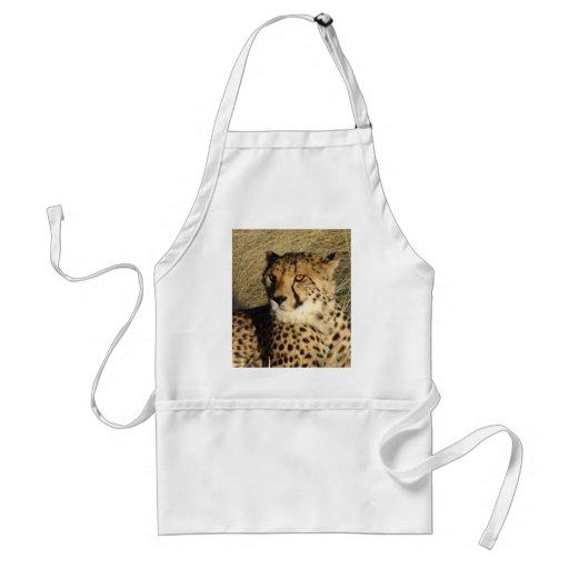 El guepardo delantales