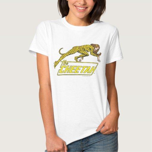 El guepardo tshirts