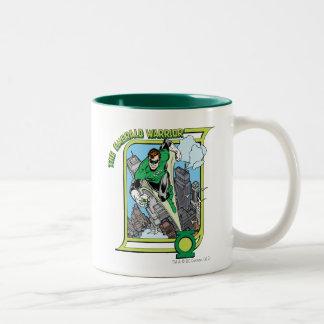 El guerrero esmeralda taza de café