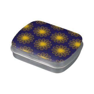 El guilloquis florece púrpura oscura