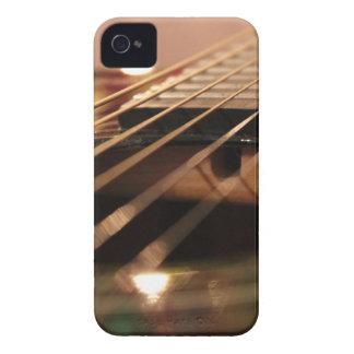 El guitarrista de la guitarra ata la música Case-Mate iPhone 4 carcasa