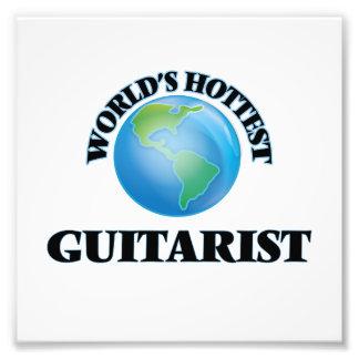 El guitarrista más caliente del mundo cojinete