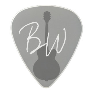 el guitarrista personalizado púa de guitarra acetal