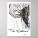 El guitarrista posters