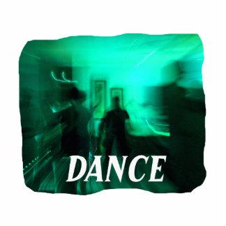 El guitarrista y los bailarines enfocaron DANZA de Esculturas Fotograficas