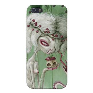 El gusto dulce de la muerte iPhone 5 carcasas