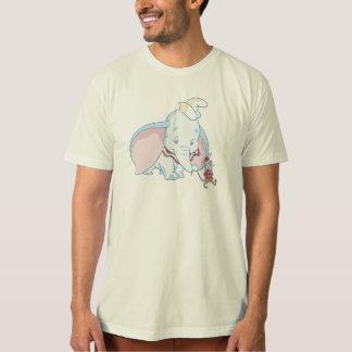 El hablar de Dumbo Dumbo y de Timothy Q. Mouse Poleras