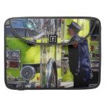 El hablar de los bomberos fundas para macbooks