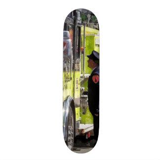 El hablar de los bomberos tablas de skate