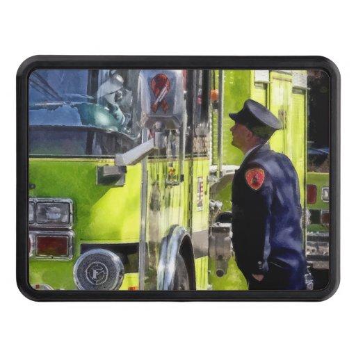 El hablar de los bomberos tapas de tráiler