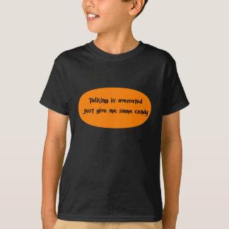 """el """"hablar es"""" autismo sobrestimado o camiseta de"""