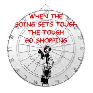 el hacer compras