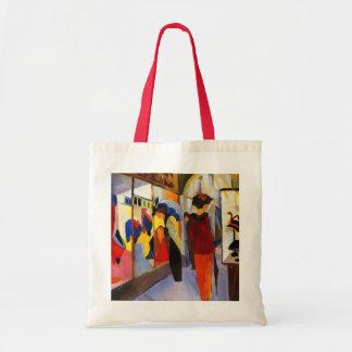 """El hacer compras - """"forme la tienda"""" en agosto bolsa tela barata"""