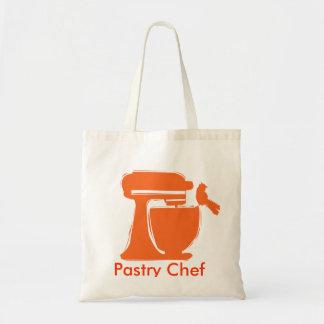 El hacer compras ido chef de repostería bolsa