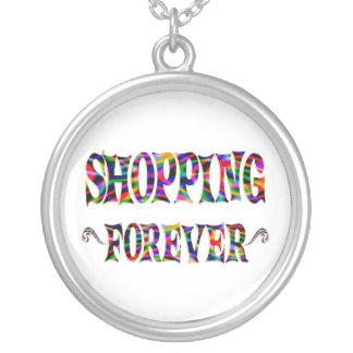 El hacer compras para siempre pendiente personalizado