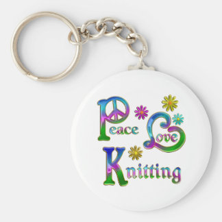 El hacer punto del amor de la paz