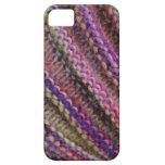 El hacer punto en colores de la puesta del sol iPhone 5 Case-Mate fundas