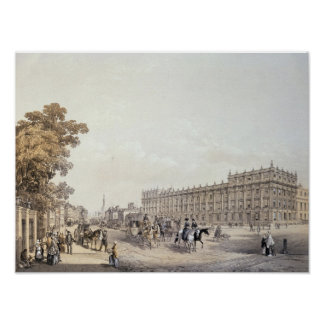 El Hacienda, Whitehall Posters