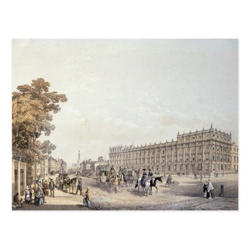 El Hacienda, Whitehall Tarjetas Postales