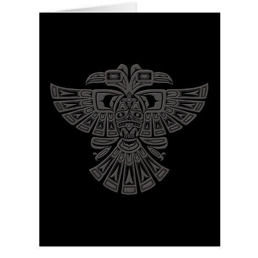 El Haida gris dos dirigió el pájaro del alcohol en Tarjeton