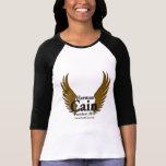 El halcón de Caín se va volando el oro Playeras