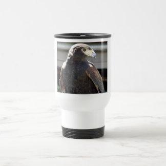 El halcón de Harris Taza De Viaje