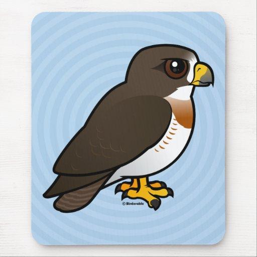 El halcón de Swainson Tapetes De Ratones