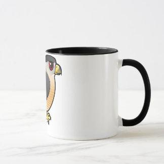 El halcón del tonelero taza