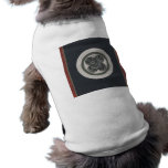 El halcón empluma el escudo, ropa del perro - kimo prenda mascota