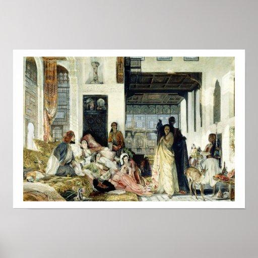 El Harem Póster