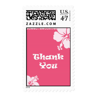 El Hawaiian le agradece Timbres Postales