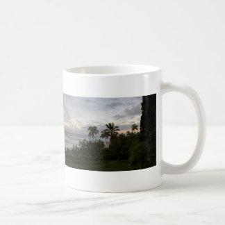 El Hawaiian soña la taza de café