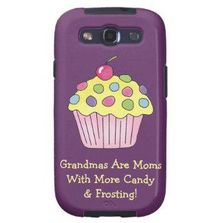 El helar de la abuela (personalizable) galaxy SIII coberturas